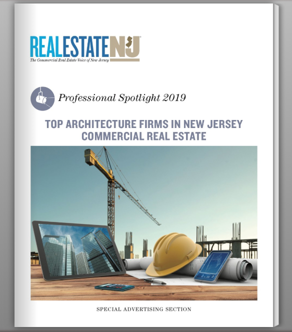Real Estate NJ Professional Spotlight 2019 cover
