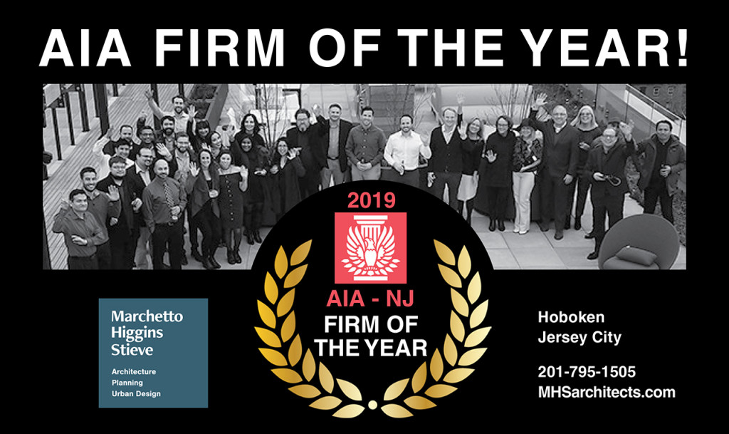 AIA-New Jersey Firm of the Year