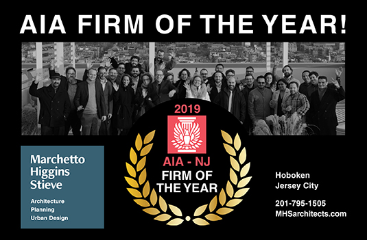 2019 MHS Architects - Firm of the Year sm
