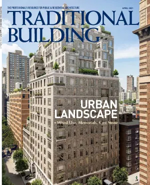 Traditional Building April 2021 Cover